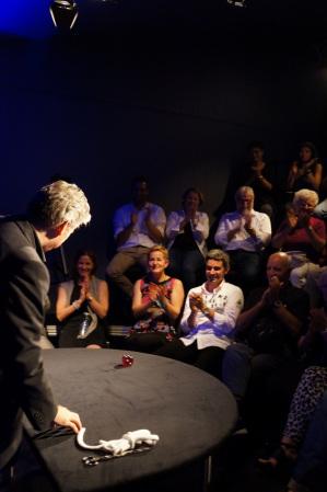 Zaubershow Round Table Magic