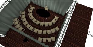 Black Table Magic Theater auf der EuregioWirtschaftsschau