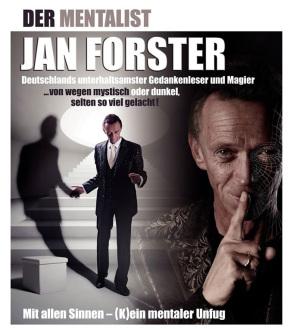 Gastkünstler Jan Forster zeigt seine Kunst!
